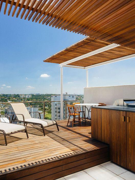 Apartamento LN / Estúdio Gibraltar | ArchDaily Brasil