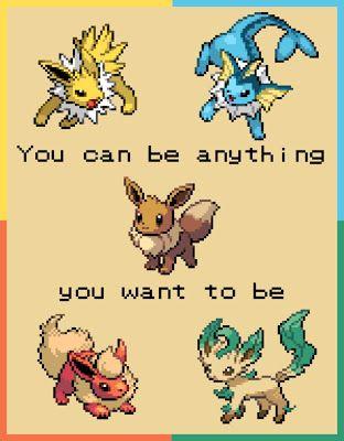 Pokemon inspiration ;)