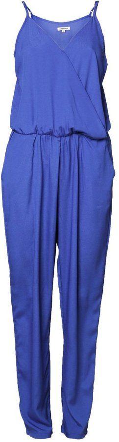Glamorous Jumpsuit blue on shopstyle.co.uk