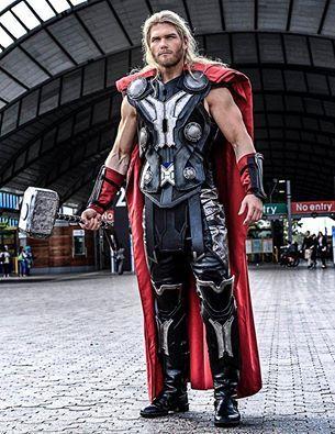 Cosplayer: Thor of Oz Photographer: Eleanor Landford…