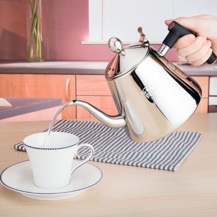 304 Stainless Steel Food Grade High Quality Water Kettle Induction Cooker Use Tea Pot Tea Kettle Free Shipping