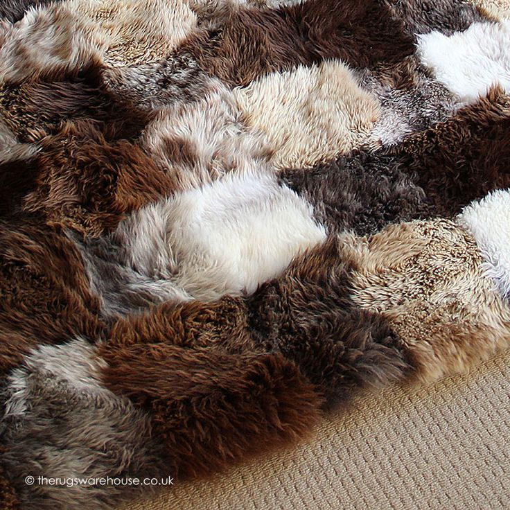 Palma Rug Texture Close Up A Luxurious Brown Beige And Cream New