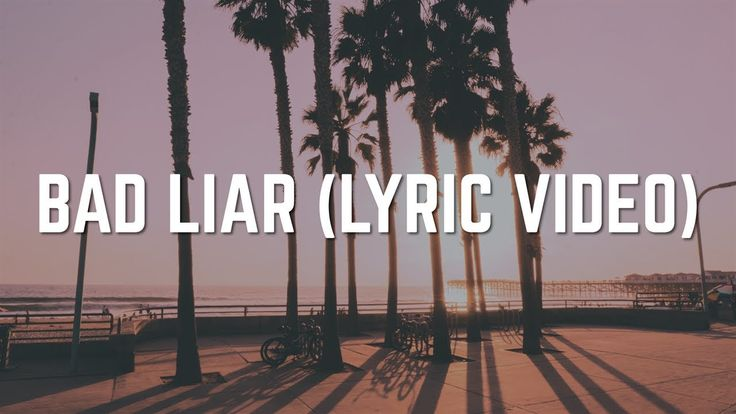 Watch: Selena Gomez - Bad Liar (Lyrics / Lyric Video) Joey Stux ft. Tiffany Alvord Cover.