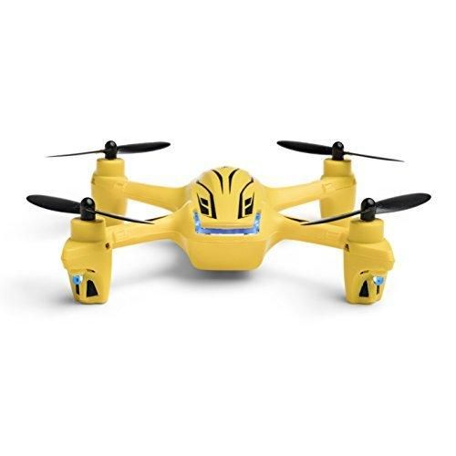 Hubsan X4 HORNET Quadcopter Drone matte Yellow with UPGRADED Altitude Hold