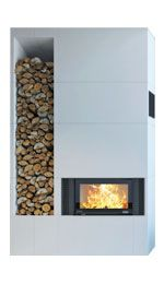 Featuring the contemporary Panama surround, this wood burning cassette fire has a heat output of up to 9kW.