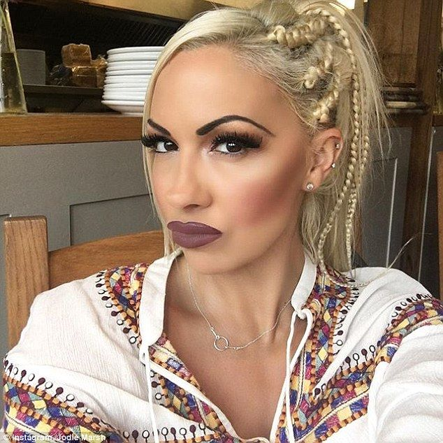 Jodie Marsh reveals she wants to have a baby and is on the hunt for a sperm donor | Daily Mail Online