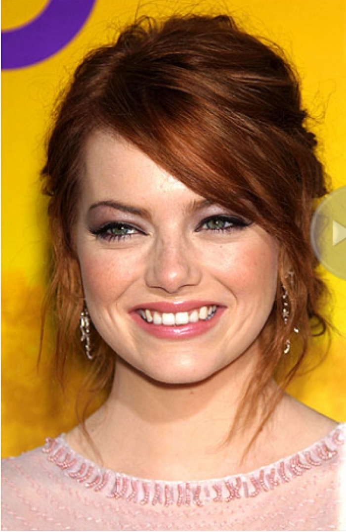Emma Stone Red Hair Design 325x500 Pixel