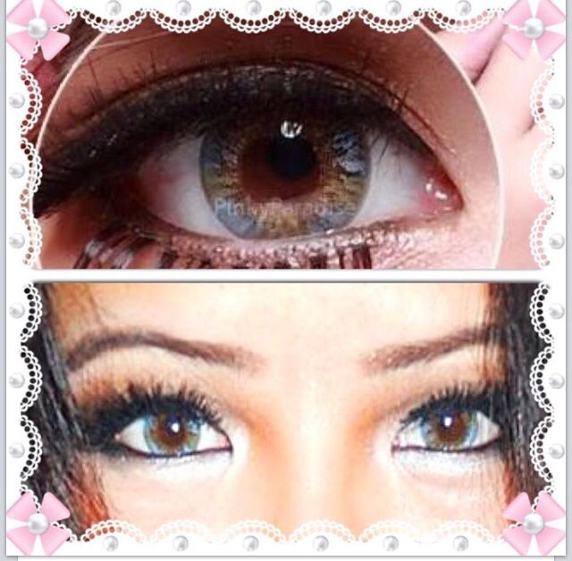 Anime Eye Contact Lenses, Beauty Trends That Can Make Blind Eyes