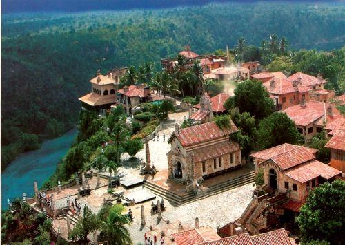 Altos de Chavon, in La Romana Dominican Republic