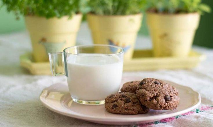 Kakaové cookies s čokoládou