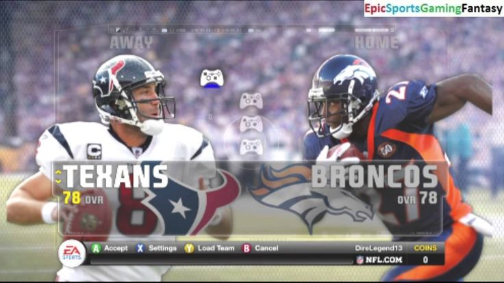 Entire Roster Of All Playable Football Teams Revealed For Madden NFL 11. This video reveals the Entire Roster Of All Playable Football Teams For Madden NFL 11. The Entire Roster Of All Playable Football Teams For Madden NFL 11 includes the Arizona Cardinals Atlanta Falcons Baltimore Ravens Buffalo Bills Carolina Panthers Chicago Bears Cincinnati Bengals Cleveland Browns Dallas Cowboys Denver Broncos Detroit Lions Green Bay Packers Houston Texans Indianapolis Colts Jacksonville Jaguars Kansas…