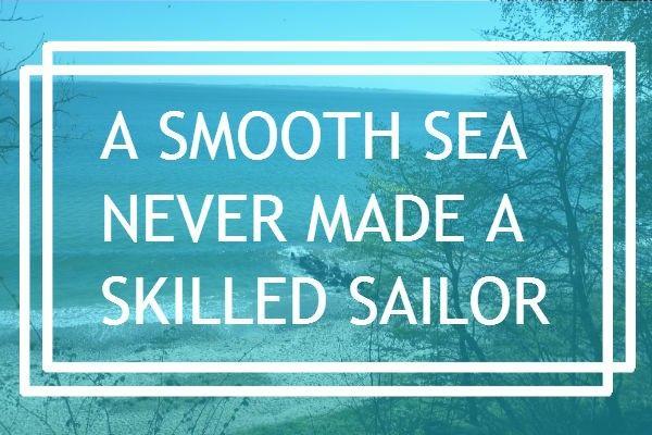 Sømands-drømme 1:  Sådan endte jeg på havet med 20 mænd
