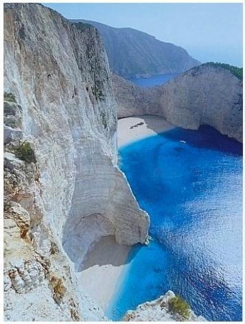 paradise. Zakynthos, Greece