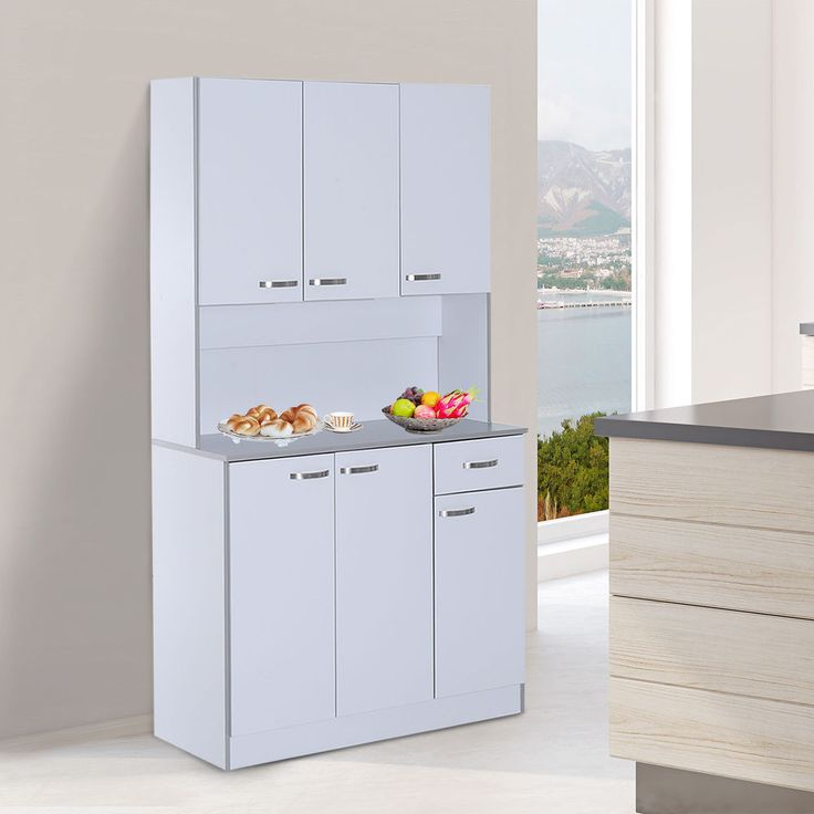 Free Standing Kitchen Pantry Cupboard: Best 25+ Freestanding Pantry Cabinet Ideas On Pinterest