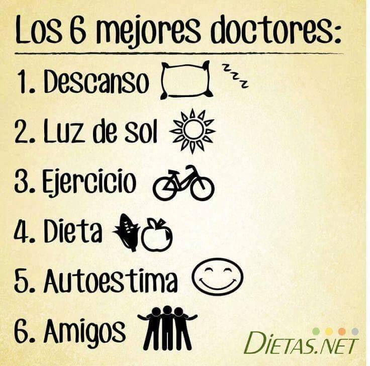 Los 6 Mejores Doctores