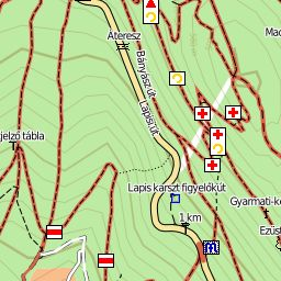 turistautak.hu térkép