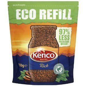 Kenco Really Rich Refill Instant Coffee (150g/5.29oz)