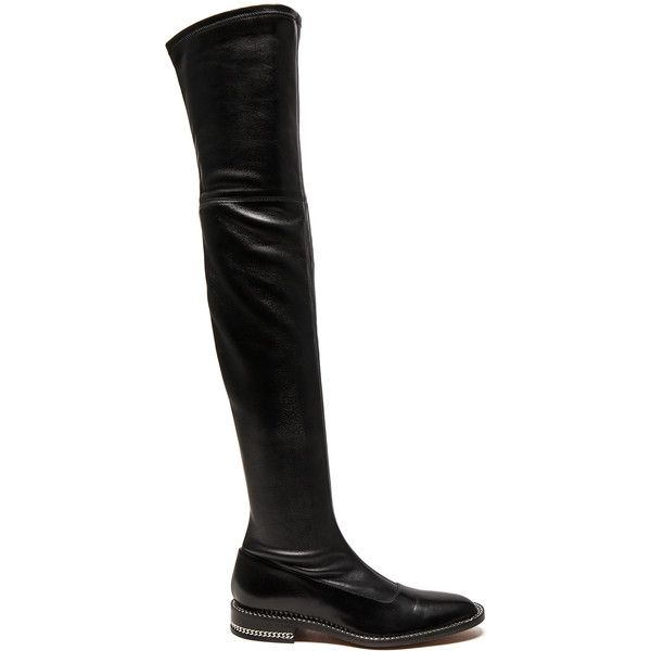 1000  ideas about Thigh High Boots Heels on Pinterest | Sexy boots