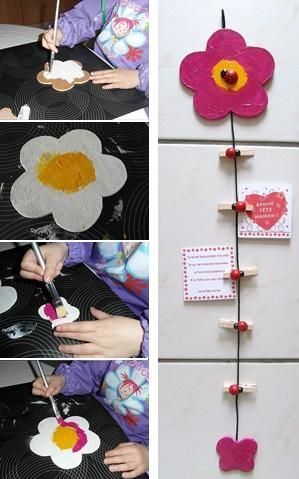CyberNanie, le blog d'une assistante maternelle.: fête des mères 2012