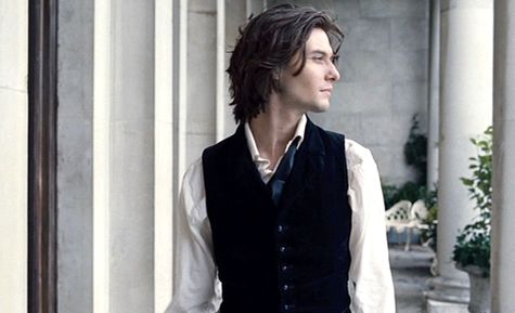 Ben Barnes as Dorian Gray. You could almost forgive him his excesses.