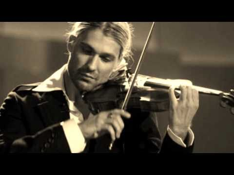 "David Garrett - Symphony No. 9 ""From The New World"" Second movement (Dvořák) - YouTube"