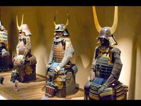 Wonderful samurai exhibition meeting of japanese history