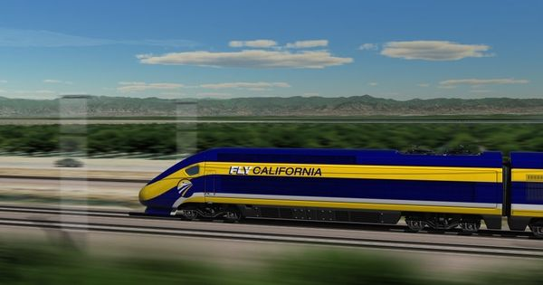 California High Speed Rail Authority has received approval to lay its first tracks in California's Central Valley.