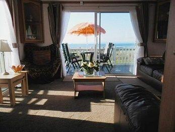 Craig Tara Caravans Bay View 416 - 2 Bedroom Pets welcome Caravan to rent Craig Tara
