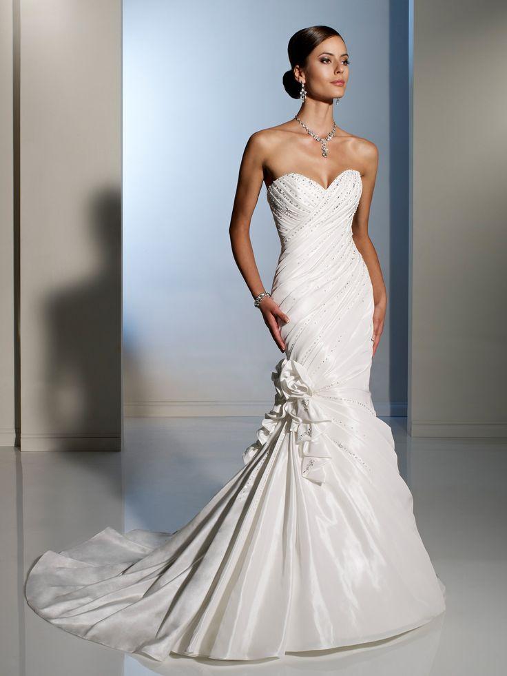 293 best images about mermaidtrumpet fit n flare wedding dresses on pinterest stella york mermaid wedding dresses and jim orourke