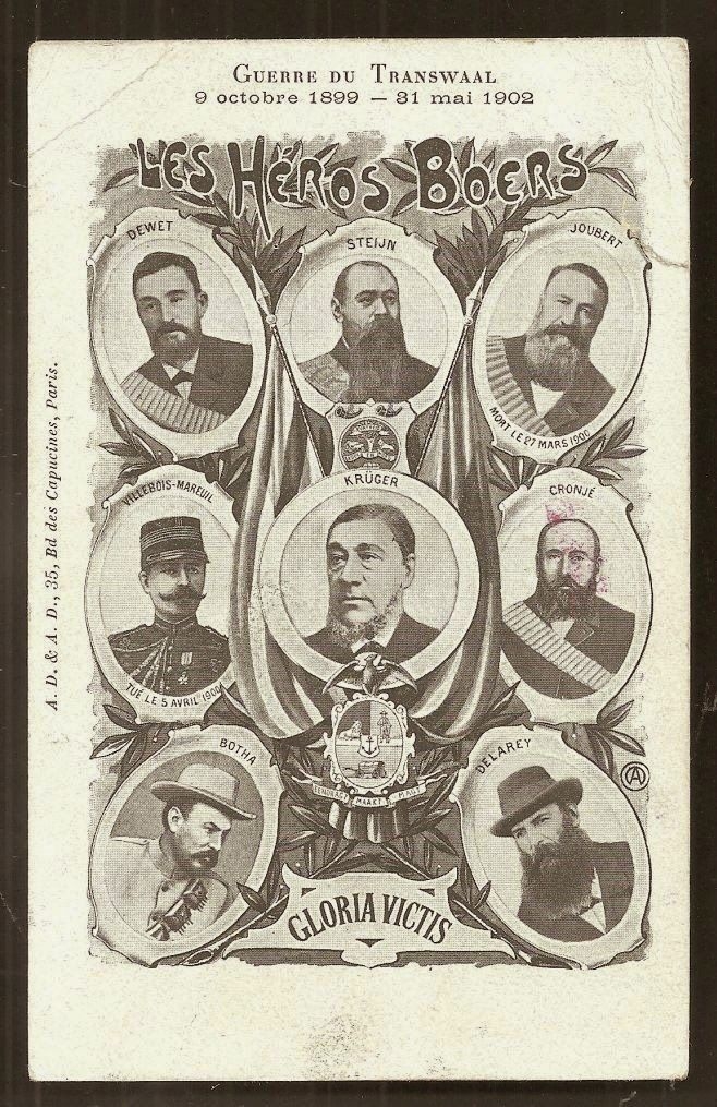 New York Life-Day by Day: The South African BOER WAR 1899-1902 Boer Generals