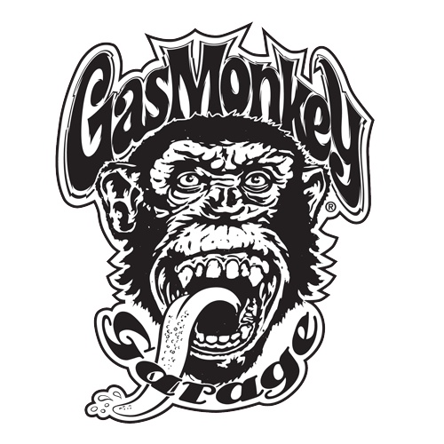 Gas Monkey Garage Decals: Stickers Products - Gas Monkey Garage