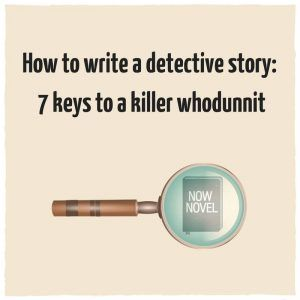 how to write the finishing line for a short story