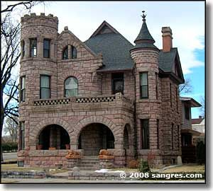I have always loved this house!  Pitkin place