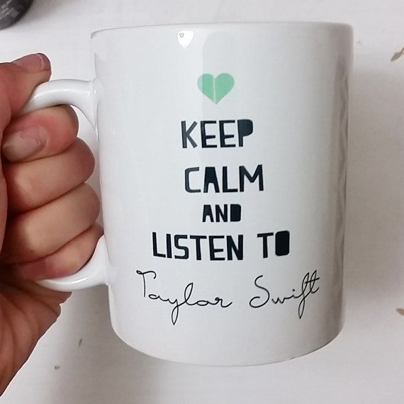Listen to Taylor Swift Mug Go Home to Cats by SincerelyEunice