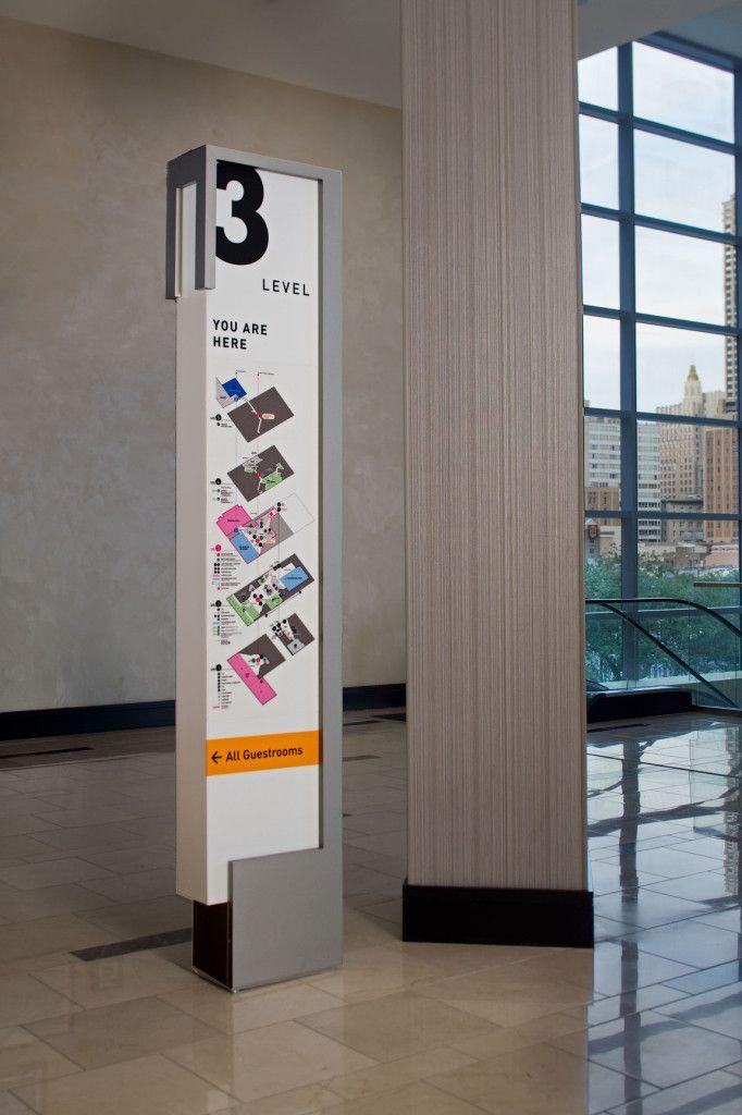 Sophisticated Wayfinding Arrives at Hyatt – Lorenc+Yoo Design