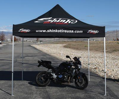 SHINKO CANOPY COVER ONLY BLACK by Pro-Wheel Components. $175.32