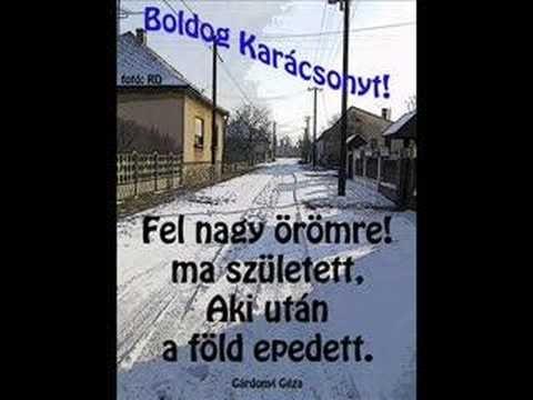 Minden Magyarnak Békés,Meghitt Karácsonyi Ünnepeket Kívánok!