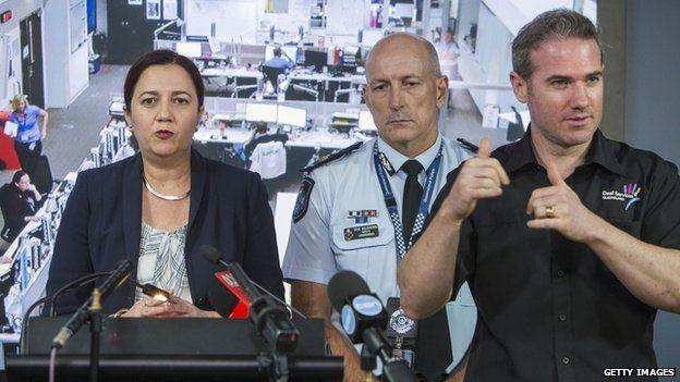 Australian sign language interpreter goes viral