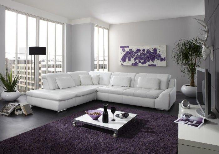 Rohová sedací souprava Spike nejenže vnese do vašeho obývacího pokoje nádech luxusu, ale ještě si na ní královsky odpočinete. Sedací souprava disponuje...