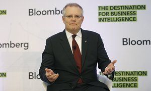 The economic vandals, venal sociopaths, nutters, ratbags and shameless LNP liars are in charge