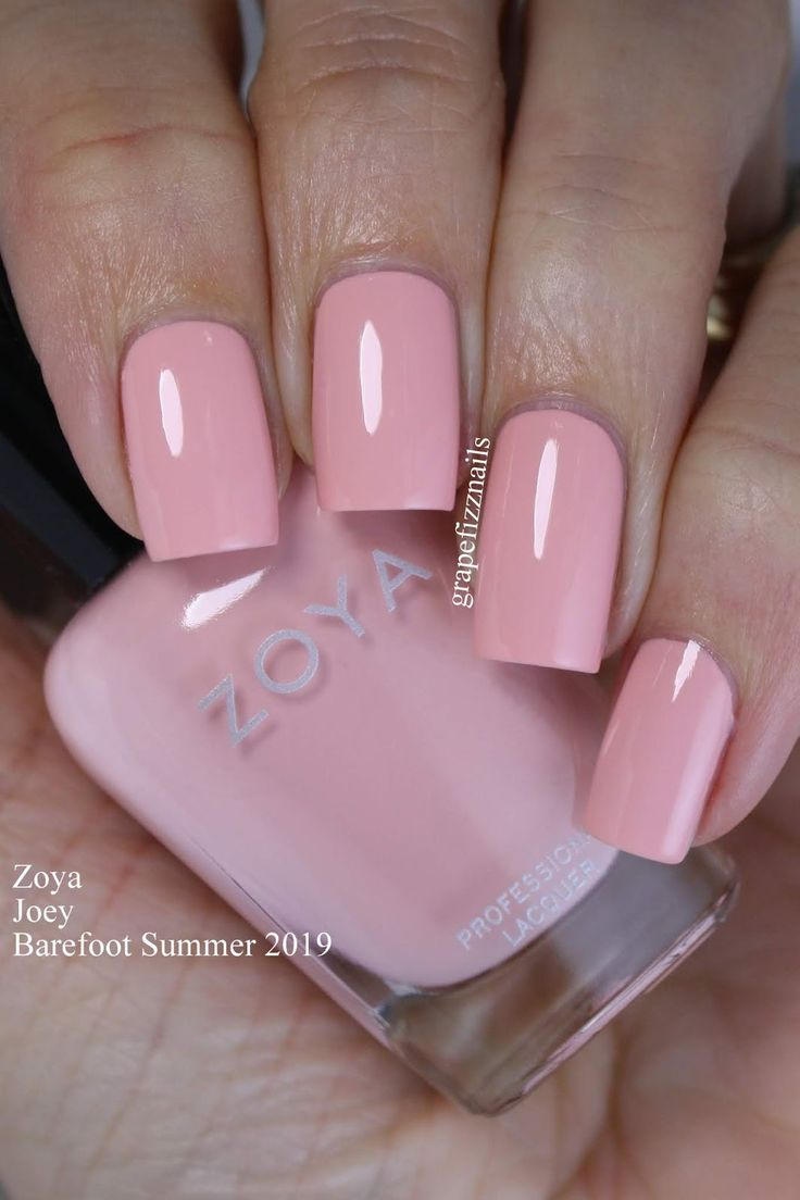 Zoya Joey In 2019 Toe Nail Color Summer Nails Nail Colors