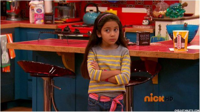 Isabella Day in Sam and Cat