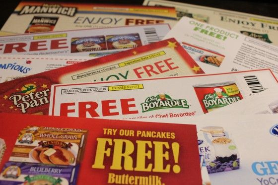 Secret to finding coupons for free products. http://fabulesslyfrugal.com/2012/05/extreme-couponing-education-secret-to-getting-free-coupons.html