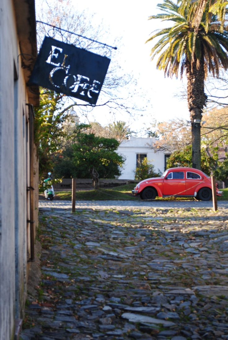 Colonia, Uruguay.