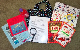 Take Home/Literacy Bags
