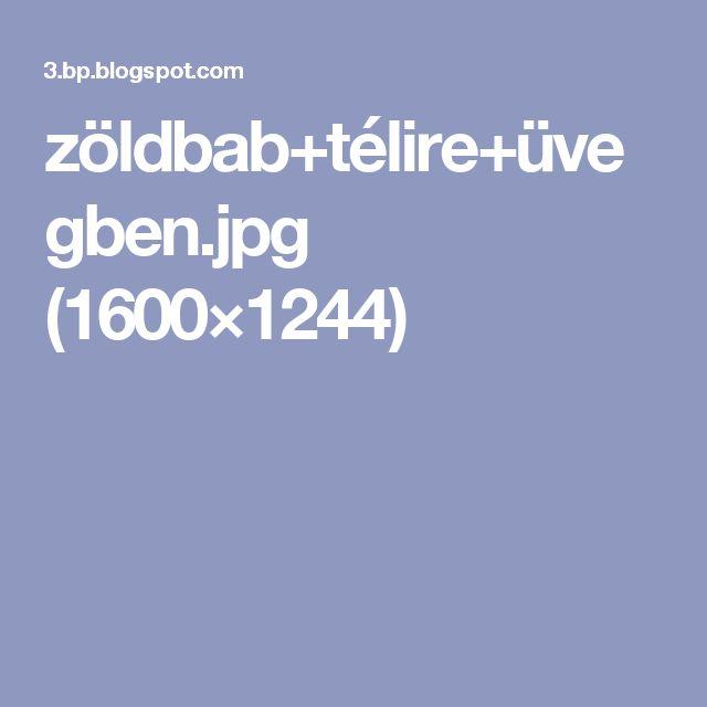 zöldbab+télire+üvegben.jpg (1600×1244)