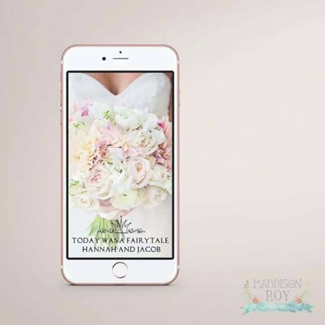 We've just launched an exciting range of Snapchat Filters on our Store!  If you've ever wanted your very own personalised Snapchat Geofilter for your special occasion, nows your time! They're very affordable and easy to set up! See our Facebook for details  #snapchat #design #filter #geofilter #graphicdesign #photography #maddisonroydesign #wedding #birthday #party #bacheloretteparty #modern