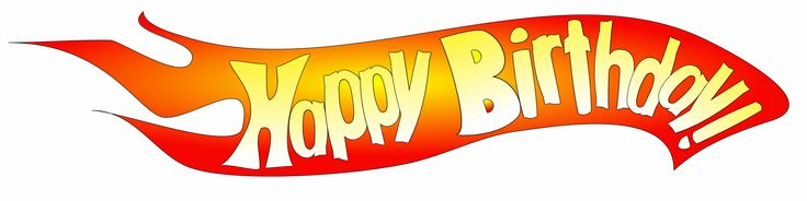 hot wheels birthday | Hot Wheels banner (I made this, imitating the Hot Wheels logo and my ...