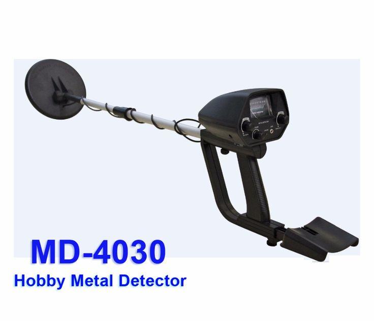 MD-4030 Underground Metal Detector Gold Detectors MD4030, Hobby Metal Detector ,Treasure Hunter Detector Circuit Metales #Affiliate