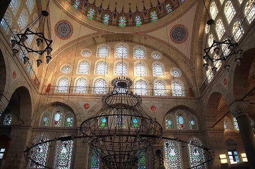 Seyhan'dan Hayata Dair Güzellikler...: Mihrimah Sultan Camii-Edirnekapı?